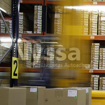 ALMACENAJE y DISTRIBUCION - Identificación necesaria para comercializar los productos.